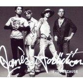 "Jane's Addiction - Just Because 7"" Vinyl"